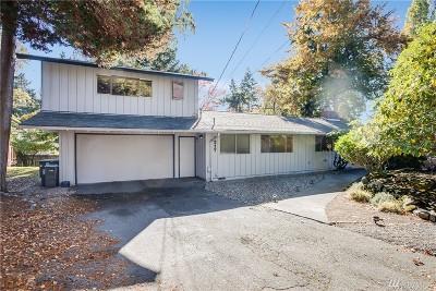 Mercer Island Single Family Home For Sale: 8217 SE 71st St