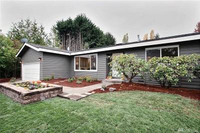 Bellevue Single Family Home For Sale: 1415 175 Place NE