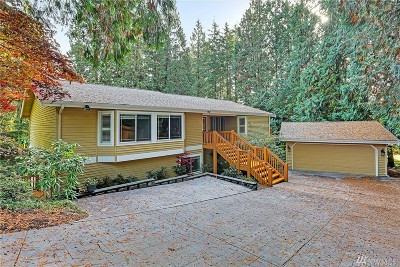 Woodinville Single Family Home For Sale: 17212 197th Ave NE