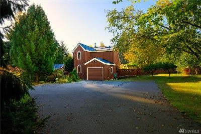 Anacortes Single Family Home Contingent: 509 Haddon Rd