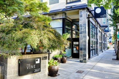 Seattle Condo/Townhouse For Sale: 2607 Western Ave #1202