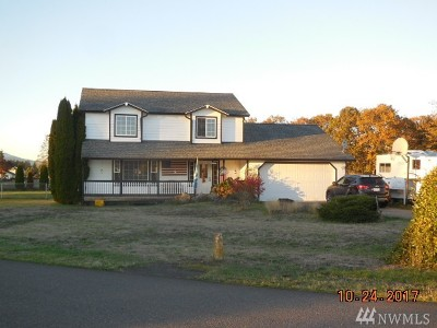 Rochester WA Single Family Home For Sale: $289,900