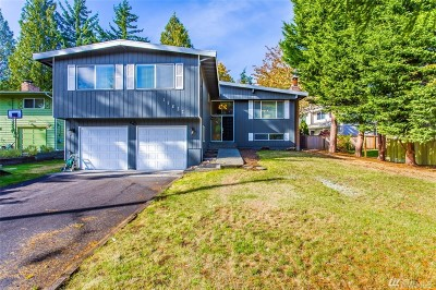 Edmonds Single Family Home For Sale: 19622 82nd Place W