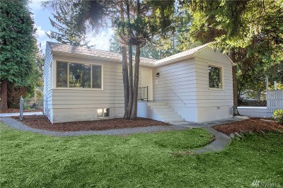 Burien Single Family Home For Sale: 923 S 128th