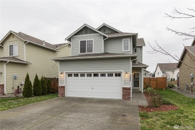 Puyallup Single Family Home For Sale: 18837 111th Av Ct E