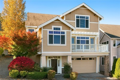 Issaquah Single Family Home For Sale: 871 Bear Ridge Dr NW