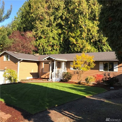 Bothell Single Family Home For Sale: 23115 19th Dr SE