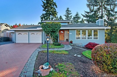 Edmonds Single Family Home For Sale: 8216 211th Place SW