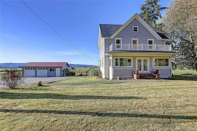 Stanwood Single Family Home Contingent: 4204 Pioneer Hwy