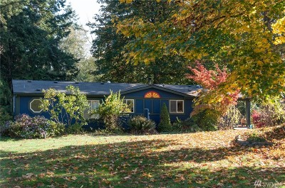 Clinton Single Family Home Sold: 6765 Sills Rd