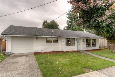 Auburn Single Family Home For Sale: 1000 D St SE