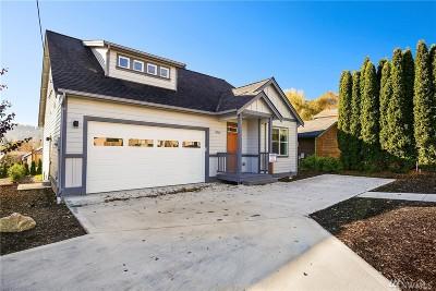 Bellingham Single Family Home For Sale: 2012 Harris Ave