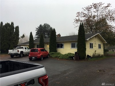 Enumclaw Single Family Home For Sale: 38920 Veazie Cumberland Rd SE