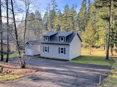 Mason County Single Family Home For Sale: 131 E Clonakilty Dr