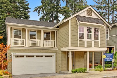 Kirkland Single Family Home For Sale: 11812 NE 71st Ln (Unit 22)