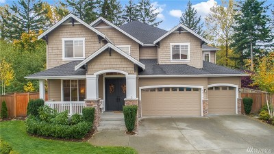 Newcastle Single Family Home For Sale: 8019 149th Place SE
