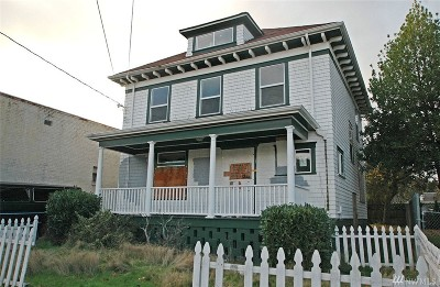 Tacoma Single Family Home For Sale: 815 N 2nd St