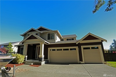 Auburn Single Family Home Contingent: 11506 SE 304 St