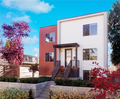 Single Family Home For Sale: 911 N 76th St