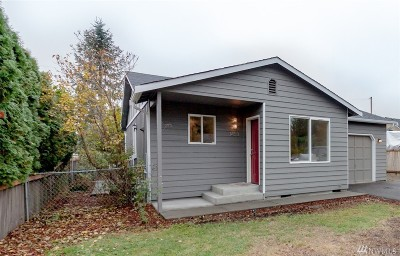 Enumclaw Single Family Home For Sale: 1458 Division St