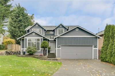 Bellevue Single Family Home For Sale: 12208 SE 37th St
