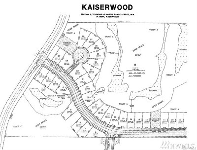 Residential Lots & Land For Sale: 2100 Kaiserwood NW