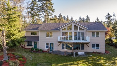 Oak Harbor WA Single Family Home Pending: $419,000