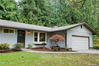 Gig Harbor Single Family Home For Sale: 8301 71st St NW