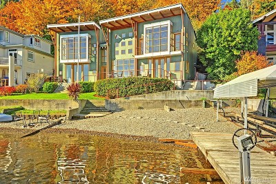 Single Family Home Pending: 1618 W Lake Sammamish Pkwy NE