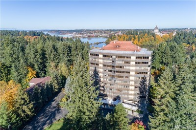 Thurston County Condo/Townhouse For Sale: 1910 Evergreen Park Dr SW #602