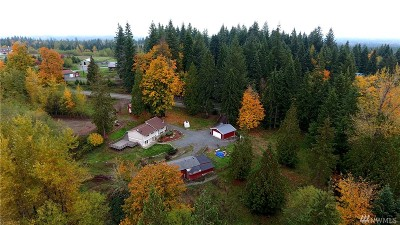 Snohomish Single Family Home For Sale: 21230 Meadow Lake Rd