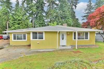 Edmonds Single Family Home For Sale: 618 Edmonds Way