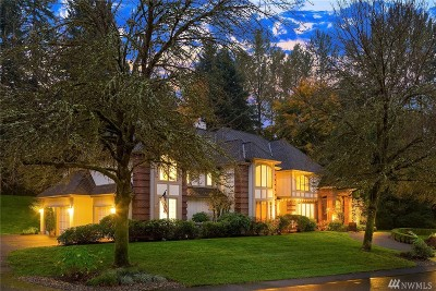 Woodinville Single Family Home For Sale: 19915 NE 129th St