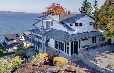 Tacoma Single Family Home For Sale: 1624 Markham Ave NE