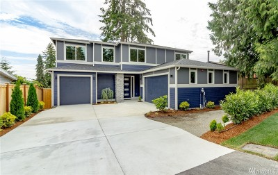 Burien Single Family Home For Sale: 16016 9th Ave SW
