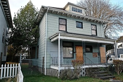 Tacoma Multi Family Home For Sale: 813 N 2nd St