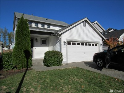Mount Vernon Single Family Home For Sale: 4617 Shuksan St