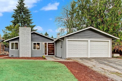 Mountlake Terrace Single Family Home For Sale: 4503 230th Place SW
