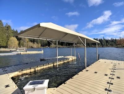 Single Family Home Contingent: 5700 E Mason Lake Drive W