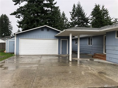 Federal Way Single Family Home For Sale: 2316 S 304th St