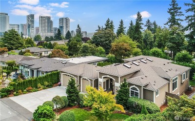Bellevue Single Family Home For Sale: 9671 Evergreen Dr