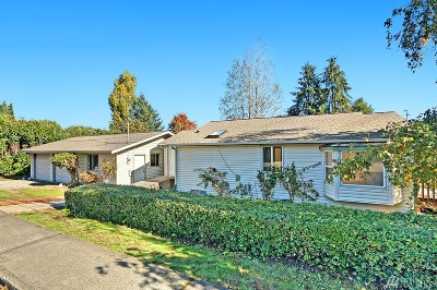 Tumwater Single Family Home For Sale: 624 Ferry St SW