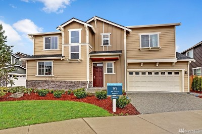 Bothell Single Family Home For Sale: 4510 187th Place SE