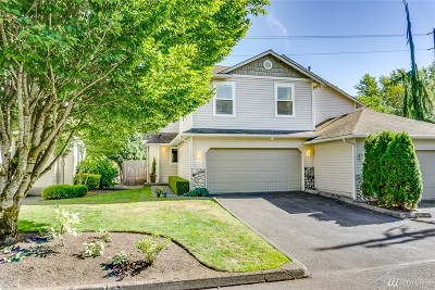 Bothell Single Family Home For Sale: 2201 192nd St SE #B1