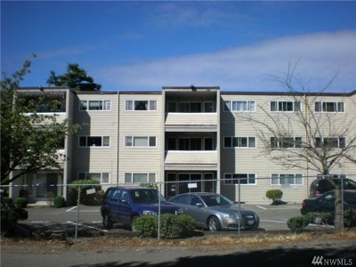 Burien Condo/Townhouse For Sale: 236 S 152nd St #A103