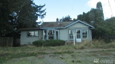 Chehalis Single Family Home For Sale: 372 SW 10th St