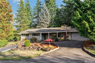 Normandy Park Single Family Home For Sale: 17402 6th Ave SW