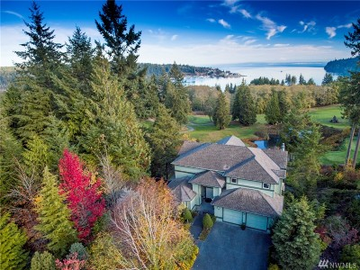 Port Ludlow WA Single Family Home For Sale: $699,000