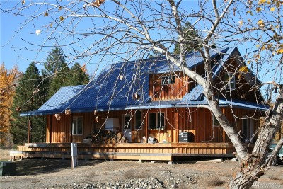 Twisp Single Family Home For Sale: 46 Beaver Pond Rd