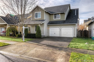 Lacey Single Family Home For Sale: 6953 Axis St SE